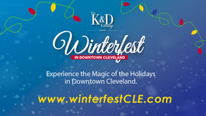 Experience the Magic of the Holidays in Downtown Cleveland - Winterfest 2020