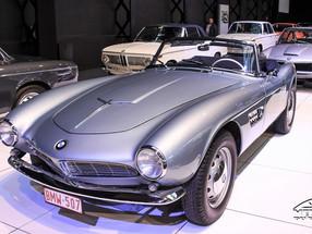 L'expo belge des 100 ans de BMW