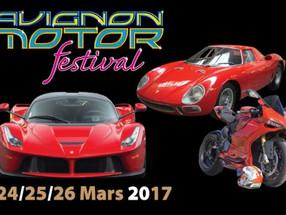 Le Club Automobile Aixois à L'Avignon Motor Festival