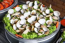 Captain K Seafood Clams Singapore