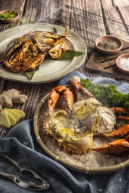 Seafood - Sri Lankan Mud Crabs