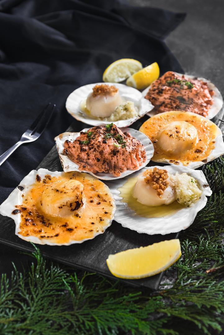 Seafood - Hokkaido Scallops