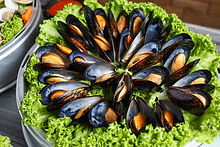 Captain K Seafood Mussels Singapore