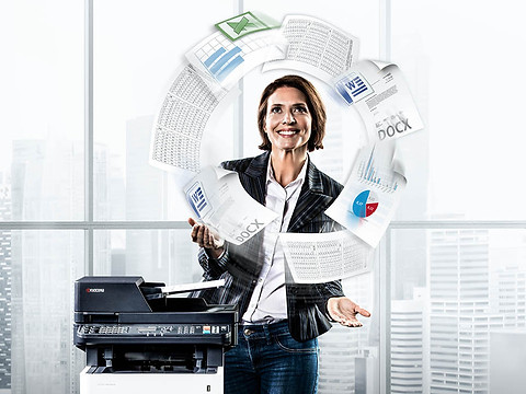 KYOCERA DOCUMENT SOLUTIONS