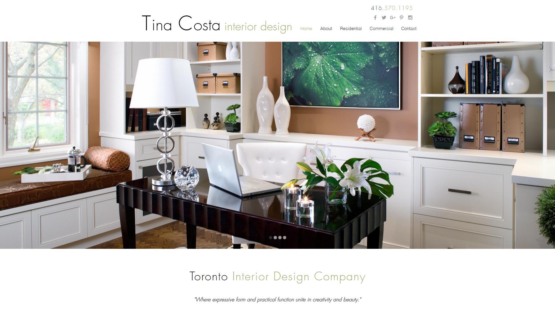 Tina Costa Interior Design
