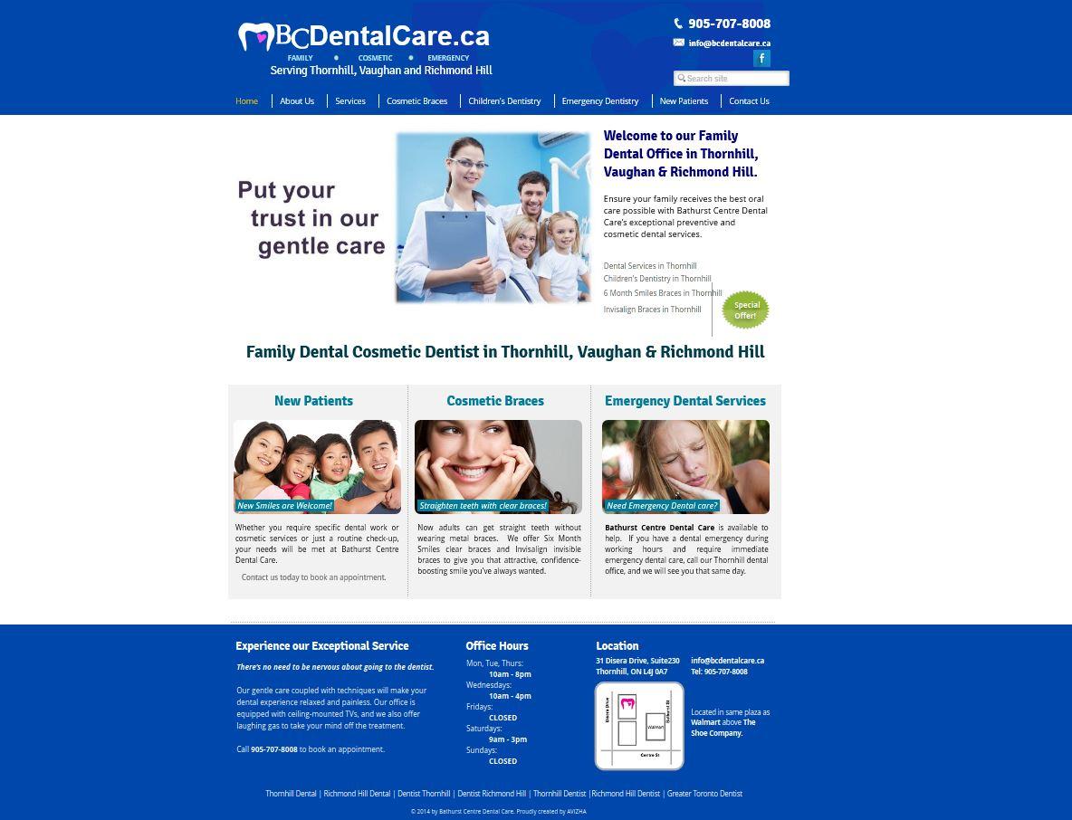 Bathurst Centre Dental Care