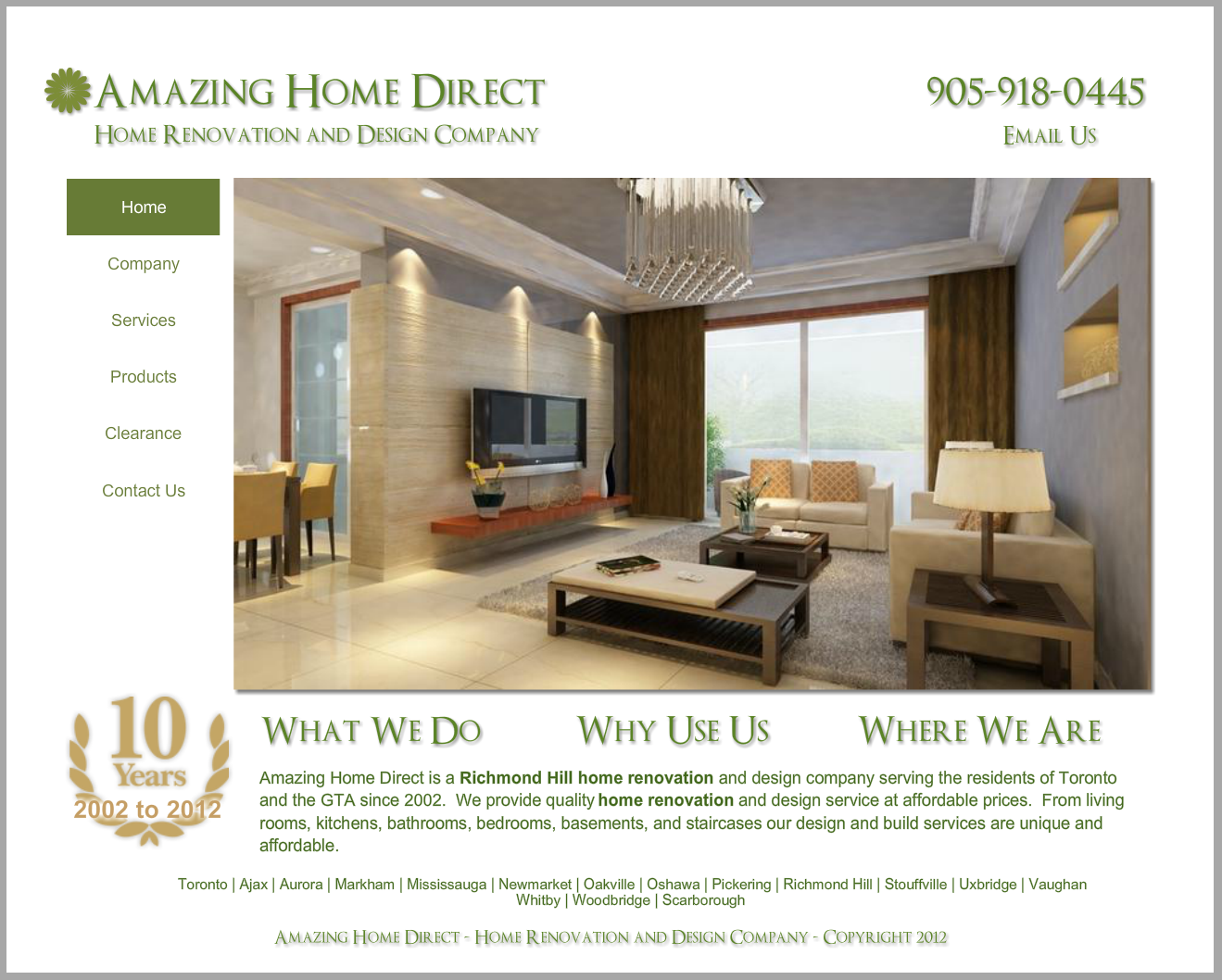 Amazing Home Direct