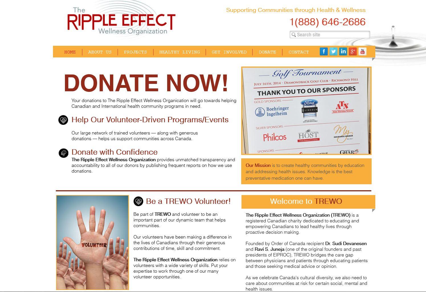 The Ripple Effect Wellness Org.