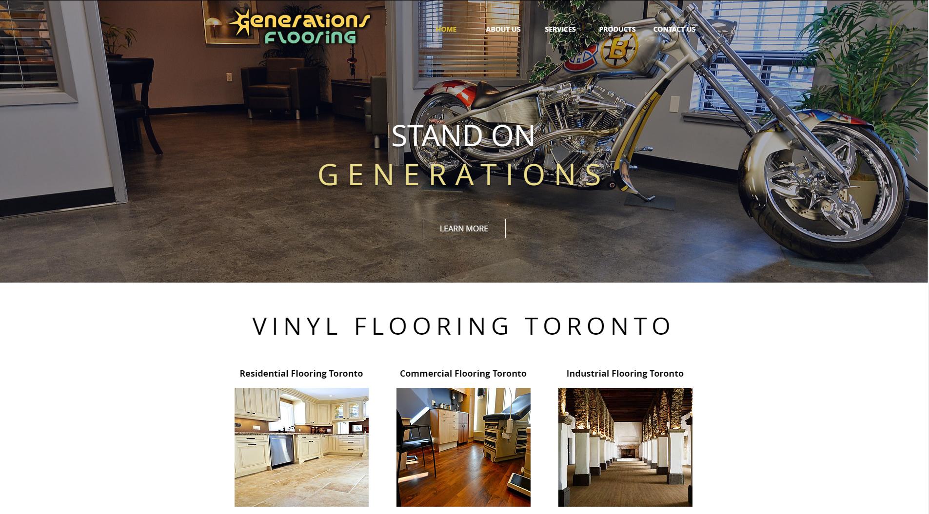 Generations Flooring