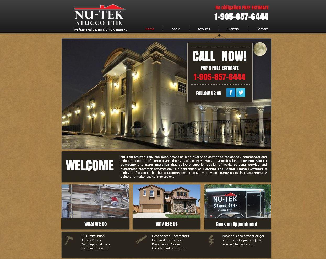Nu-Tek Stucco Limited