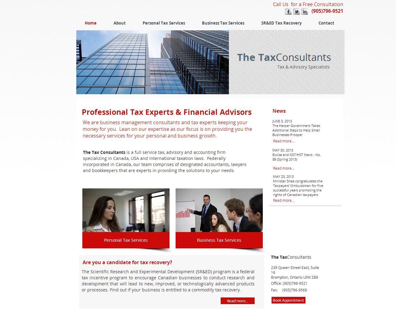 The Tax Consultants