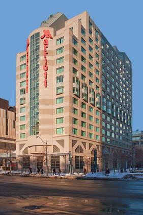 The Marriott Hotel - Toronto