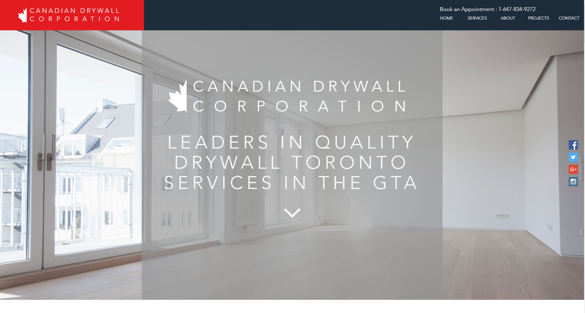 CDC Drywall