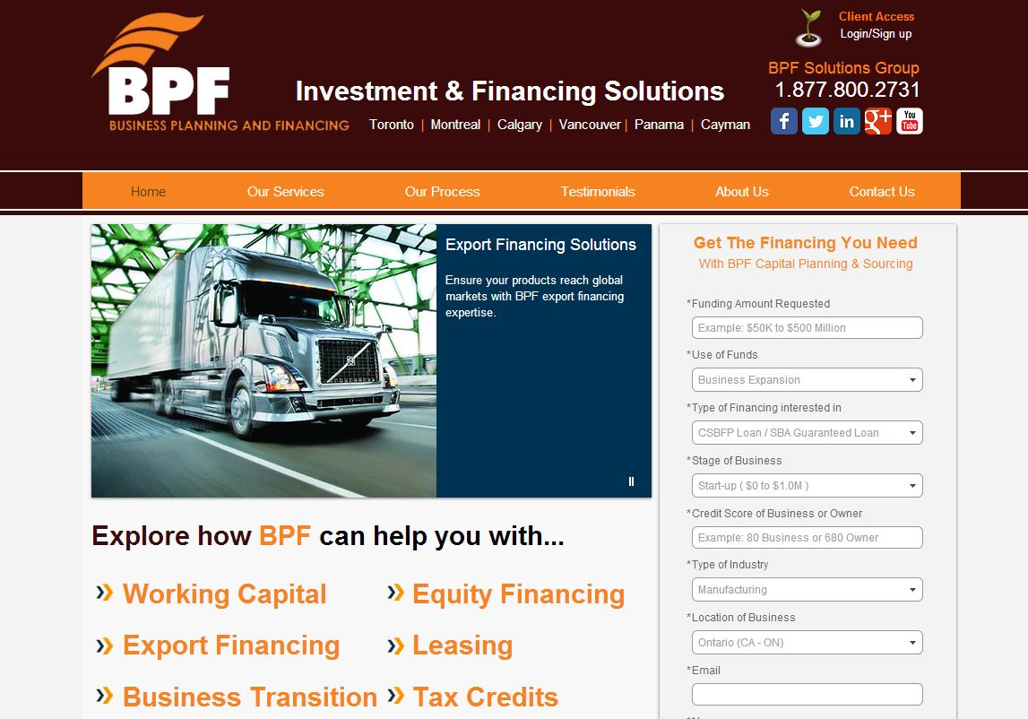 BPF Solutions Group
