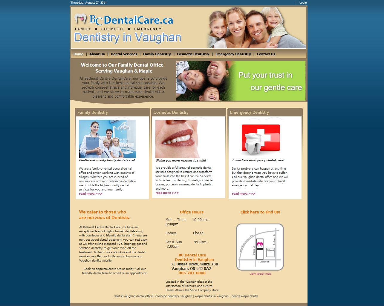 Dentistry Vaughan
