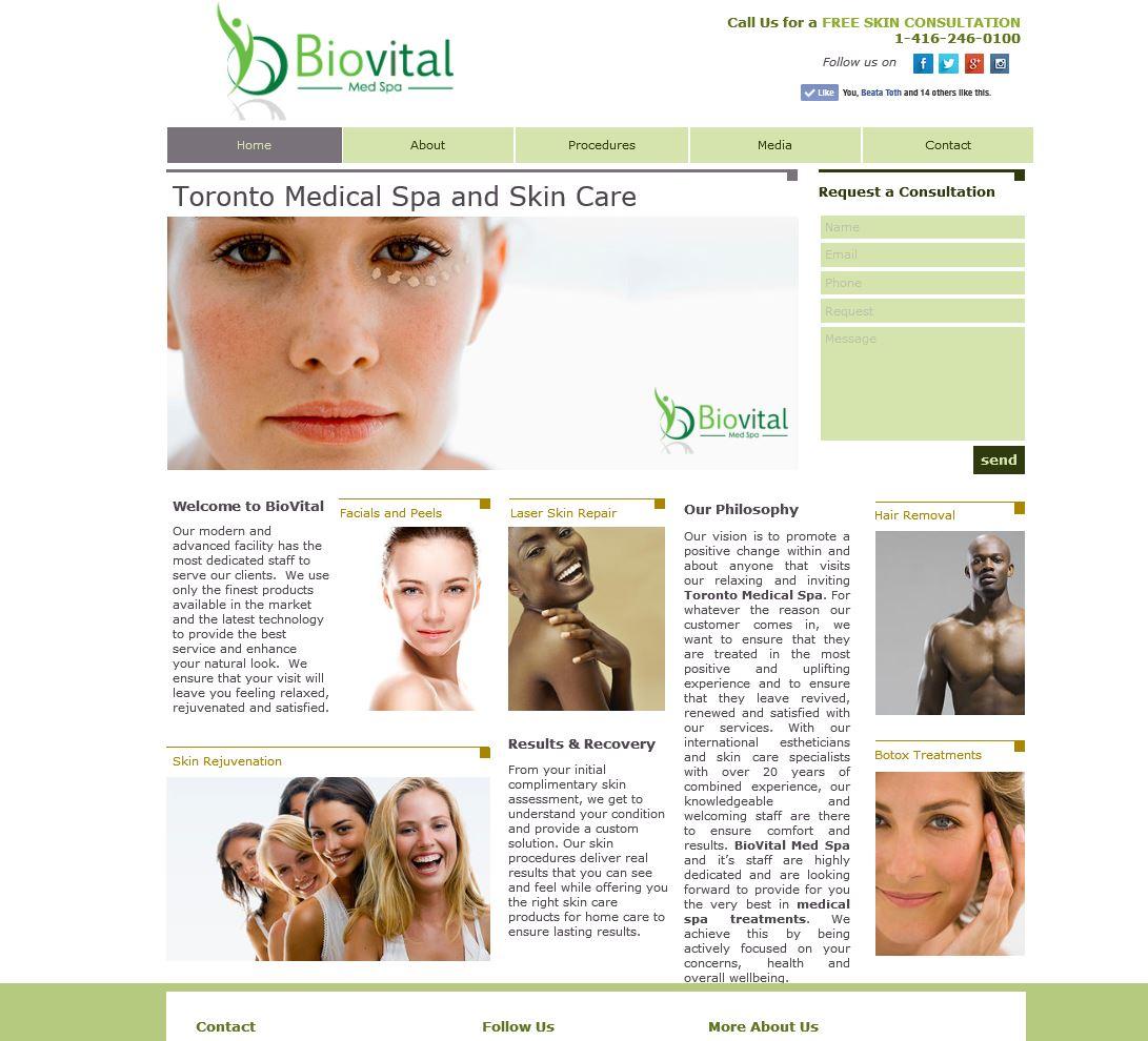Biovital Med Spa