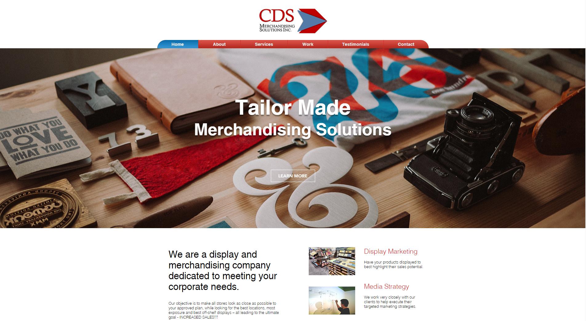 CDS Merchandising