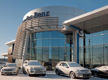 Mercedes Benz Dealership - Mississauga