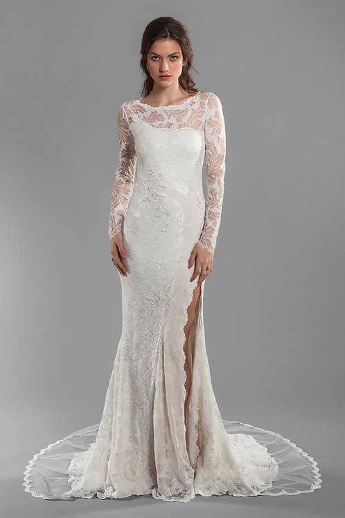 Style  Gown 4014SW