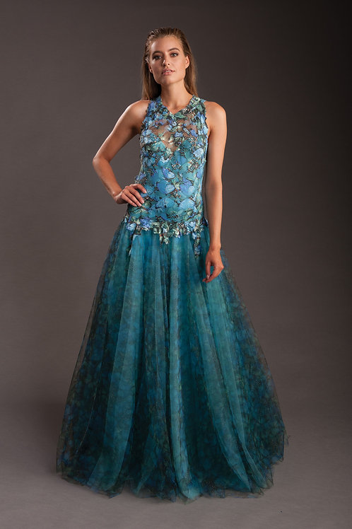 Style Gown  4113