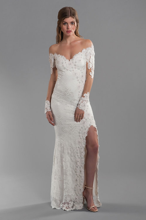 Style  Gown 4018