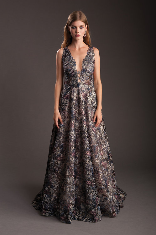 Style Gown 4076