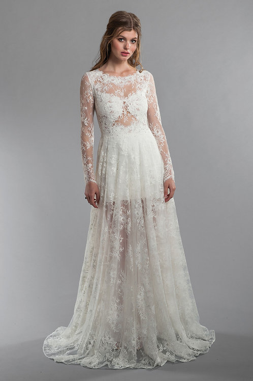 Style  Gown 4046SW