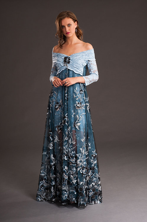 Style Gown 4629