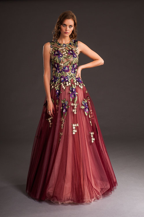 Style Gown 4611