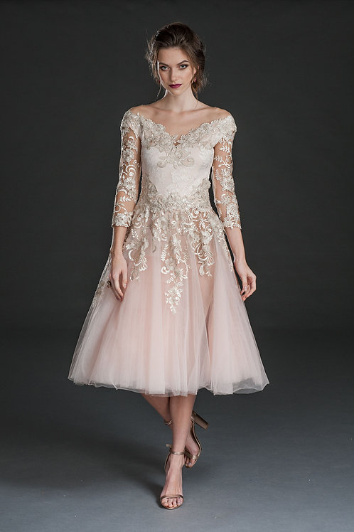 Style Gown OY9216