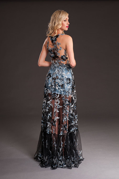 Style Gown 4605