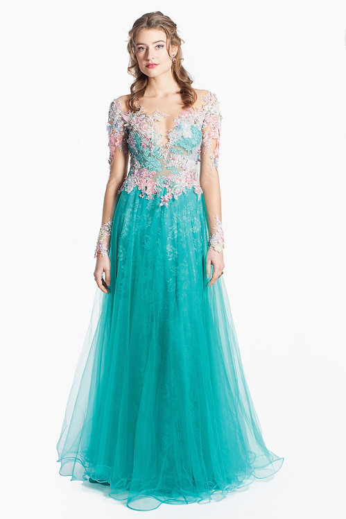 Style Gown OY9019