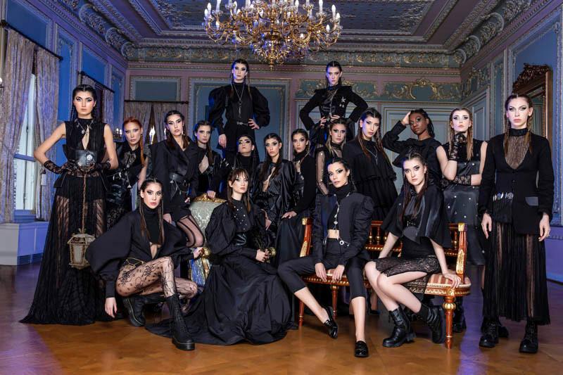Mert Erkan AW 2021/22 collection - Istanbul Fashion Week
