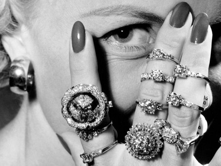 Fashion Stories and the meaning behind diamond engagement rings - Your visual diary