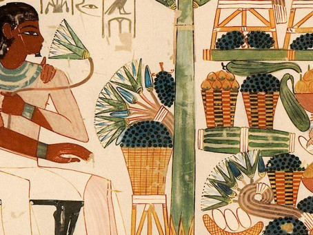 Fashion Stories in Ancient Egypt - Your visual diary to My Fashion Stories Box Podcast