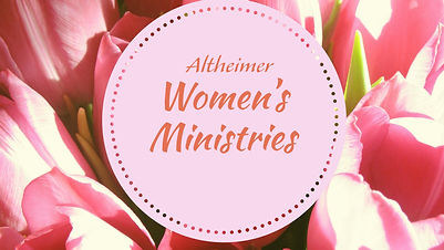 Altheimer Women's Ministries