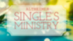 Altheimer Single' Minisry