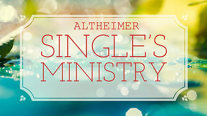 Altheimer Single' Minisry