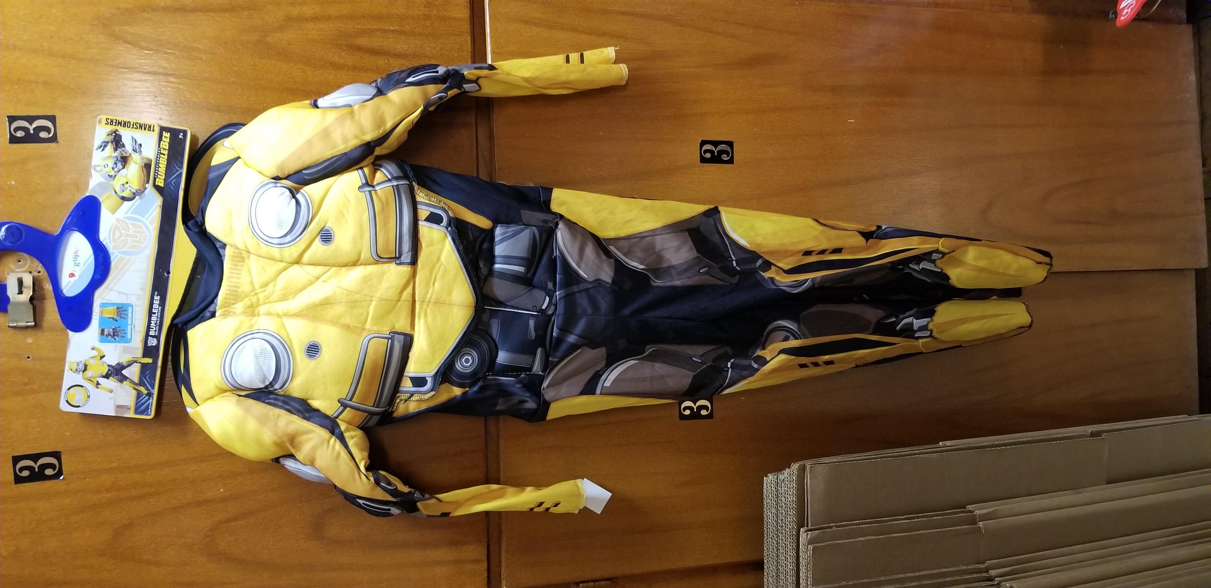Transformers Costume