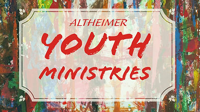 Altheimer Youth Ministries