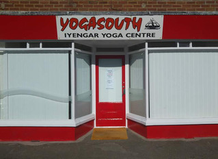 We are now offering Iyengar yoga classes in Lancing at all levels.