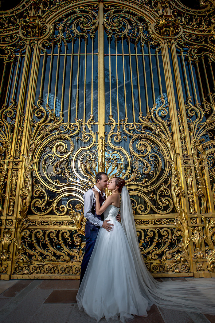 巴黎 pre-wedding