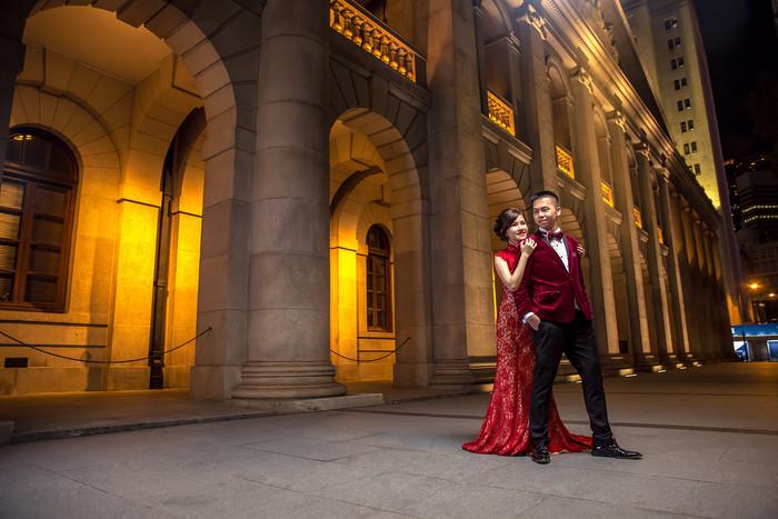 Hong Kong Pre-Wedding