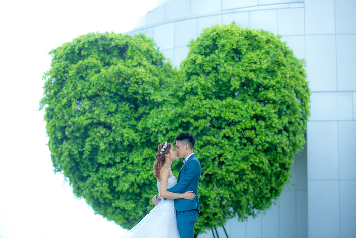 Macau Pre-Wedding 8/2016