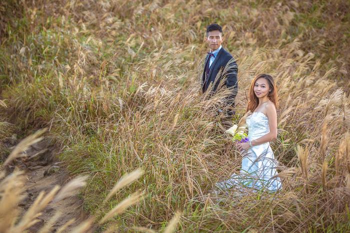 大東山 Pre-Wedding