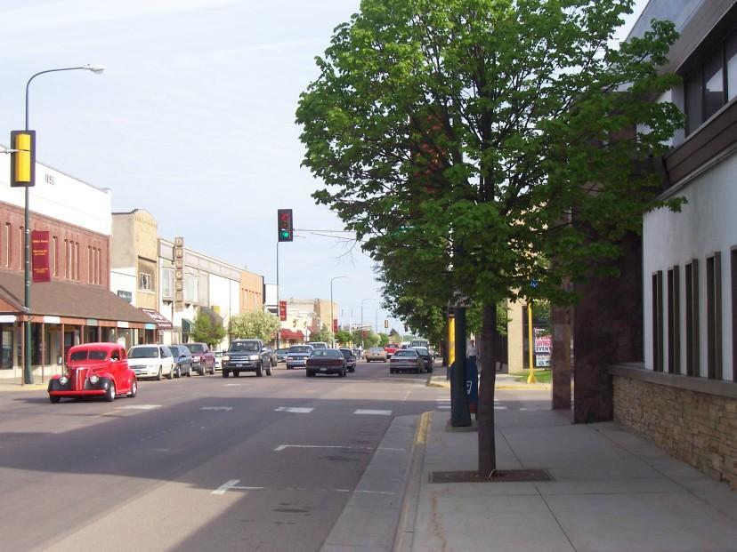 Main Street Morris