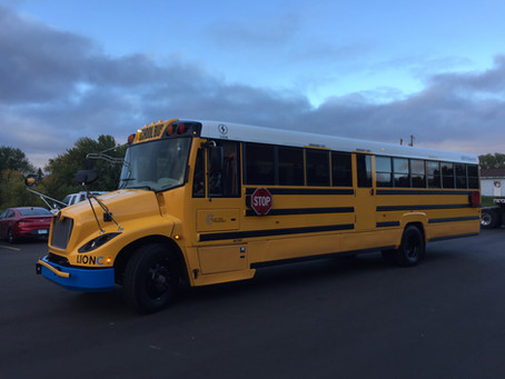 Morris School District Awarded 2 Electric Buses with the Help of the Morris Model