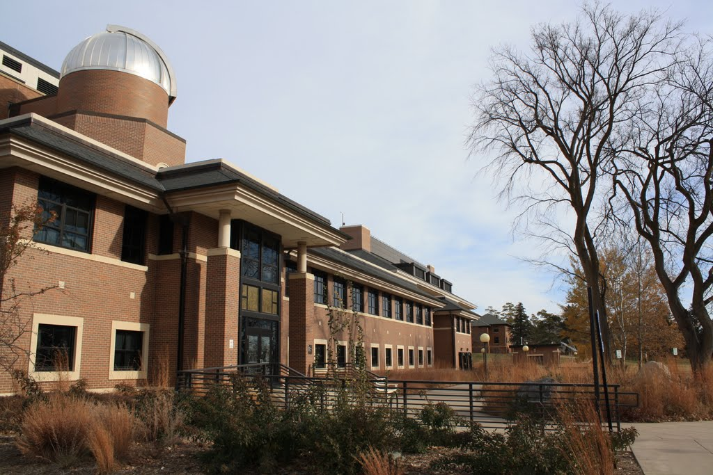 UMM Science and Math Building