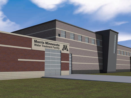 City of Morris hires engineering firm to design new water treatment plant