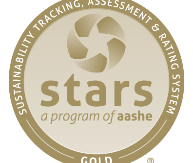 UMN Morris Receives STARS Gold Rating for Sustainability Achievements
